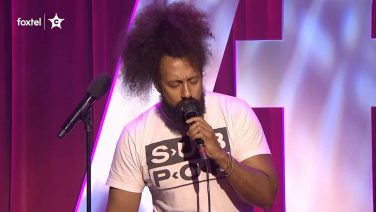 Reggie Watts: Bilby, Wallaby