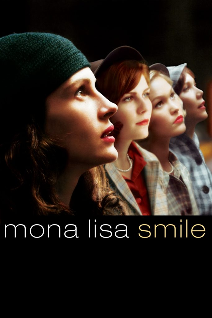 essays on mona lisa smile movie The mona lisa - by leonardo da vinci  the mona lisa's famous smile represents the sitter in the same way that the juniper branches represent ginevra benci and the.