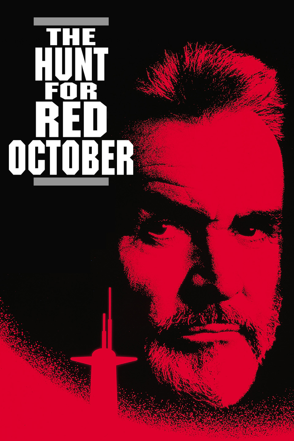 The Hunt For Red October - Foxtel Movies : the hunt for red october movie poster : Movie Poster