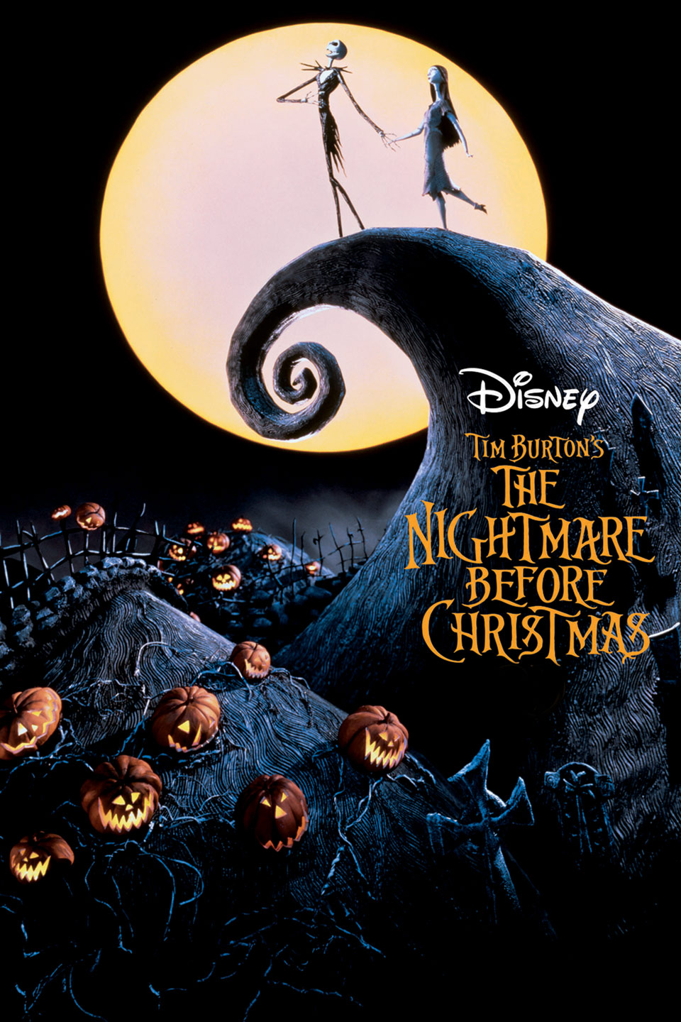 Tim Burton\'s Nightmare Before Christmas ⋆ Foxtel Movies