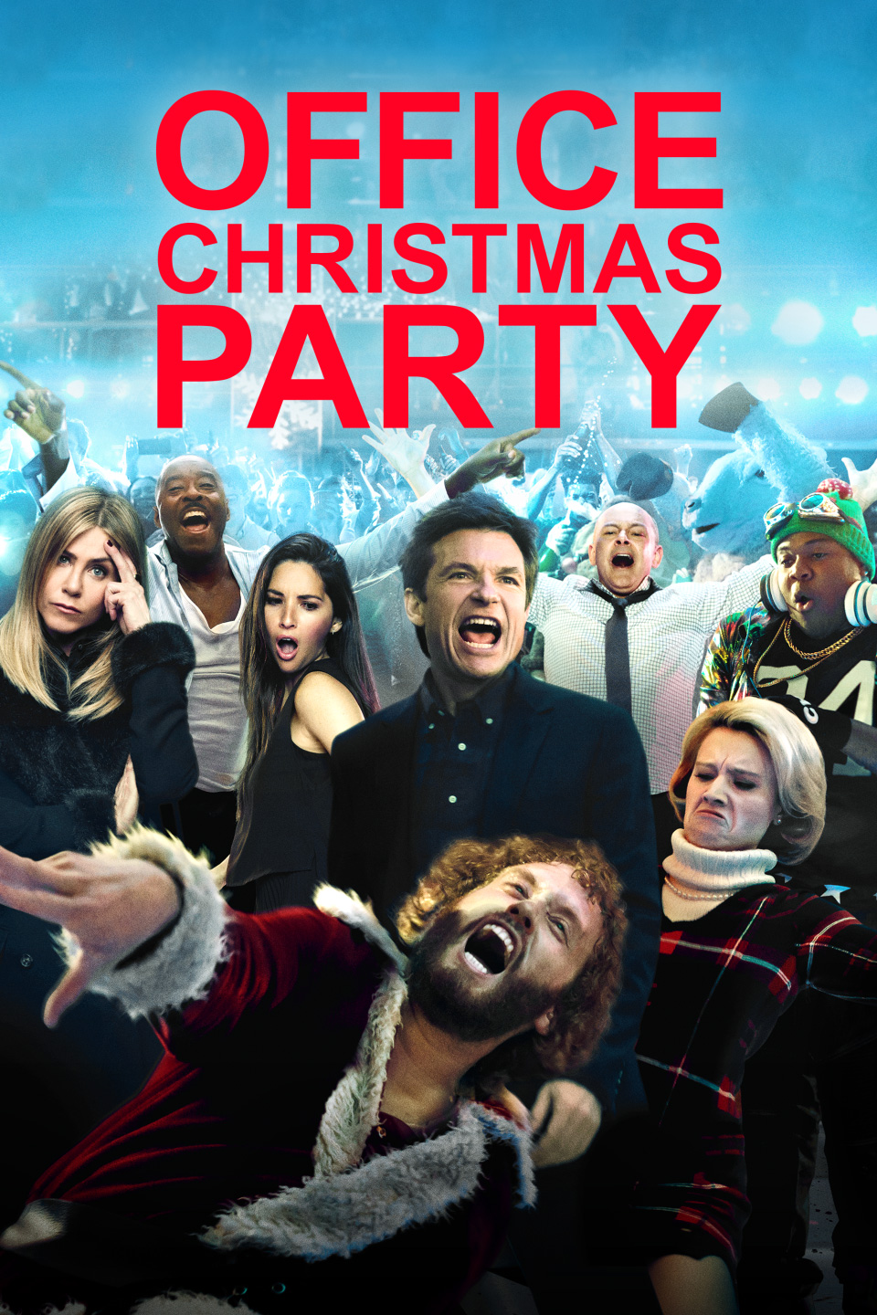 Office Christmas Party ⋆ Foxtel Movies