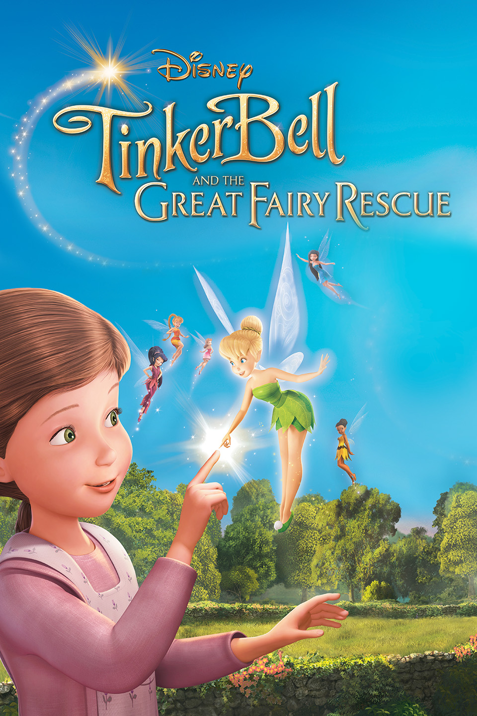 Tinker Bell And The Great Fairy Rescue ⋆ Foxtel Movies