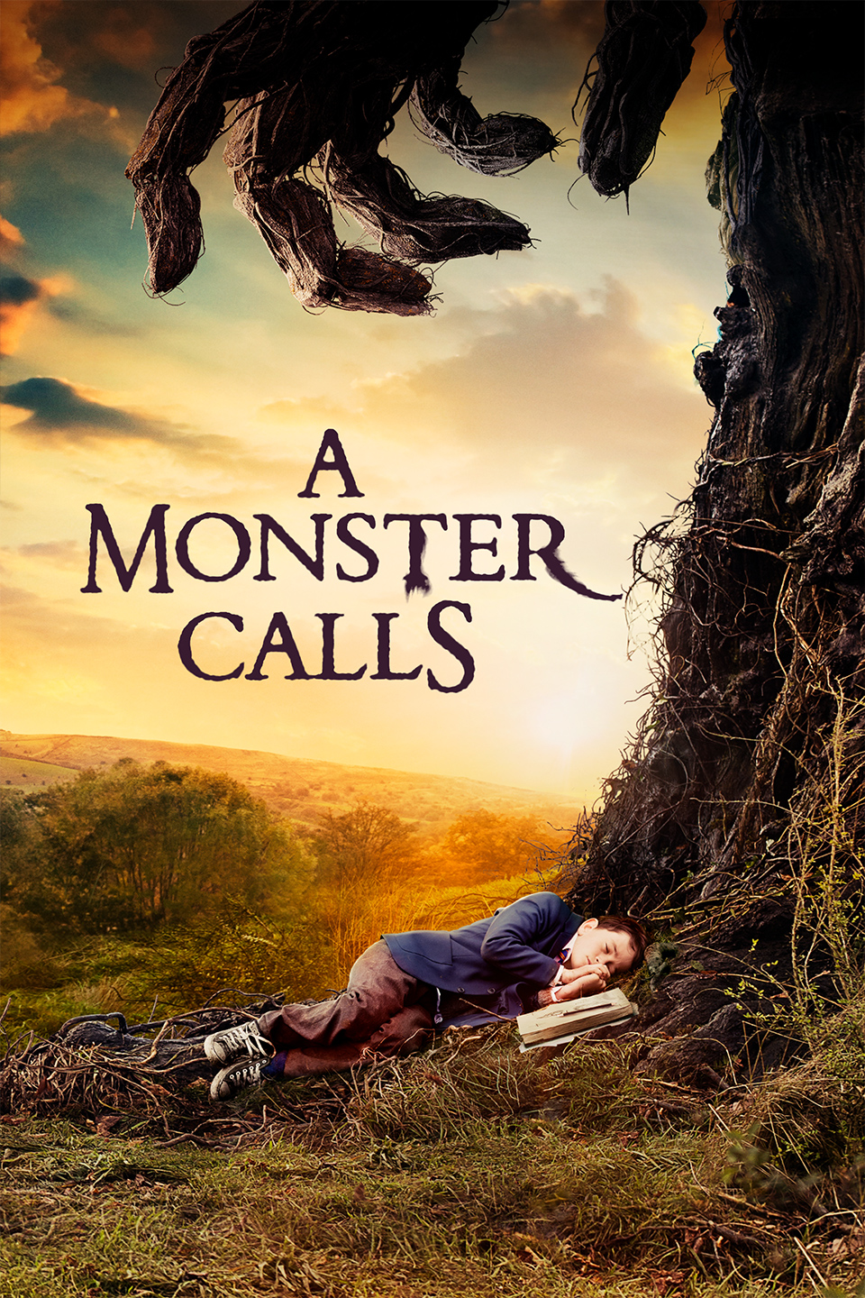 A Monster Calls (2016) 720p BluRay x264 AAC ESub English 800MB