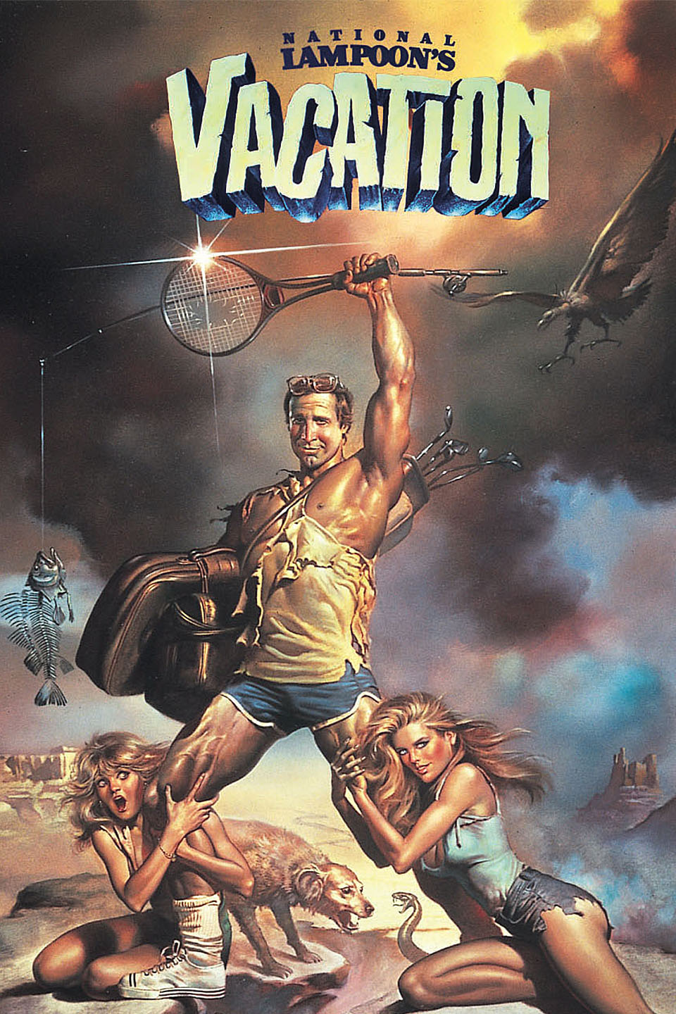 National Lampoon's Vacation ⋆ Foxtel Movies