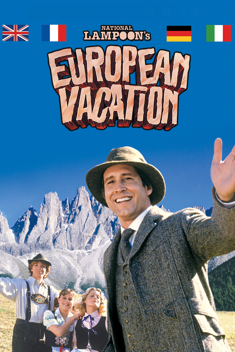 National Lampoon's European Vacation ⋆ Foxtel Movies