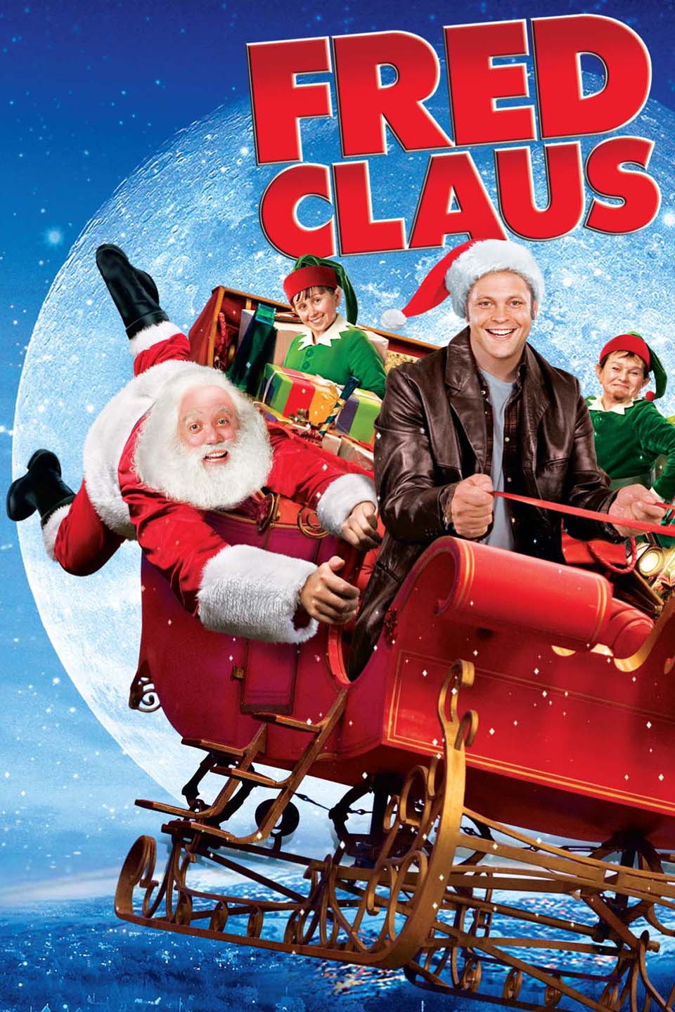 fred claus foxtel movies - Fred Christmas