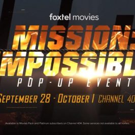 Mission Impossible Pop-Up Channel