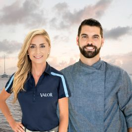 "BATTEN DOWN THE HATCHES  FOR SEASON FIVE OF ""BELOW DECK"""