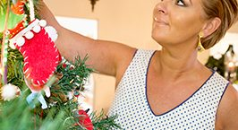 Chyka's tips for creating a beautiful Christmas tree
