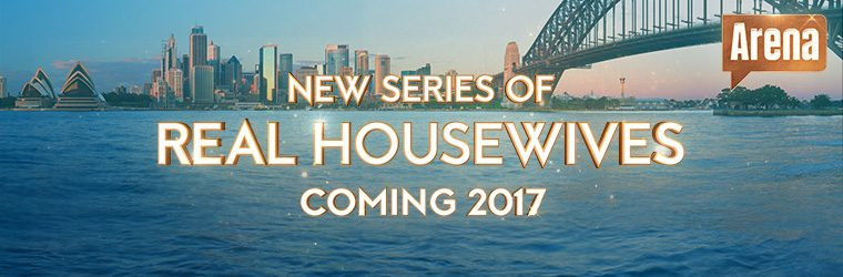 The Real Housewives Of Sydney is coming in 2017