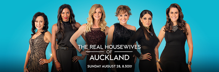 Hot off the Press! The Real Housewives of Auckland coming to Arena August 28