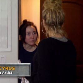 Noah Cyrus Asks For Tish's Help