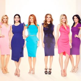 THE REAL HOUSEWIVES OF DALLAS RETURNS FOR A NEW SEASON