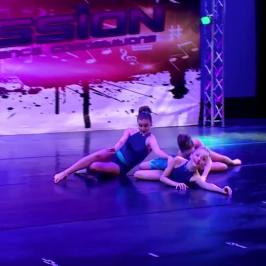 Brynn's Trio Performance: The World Is Ours