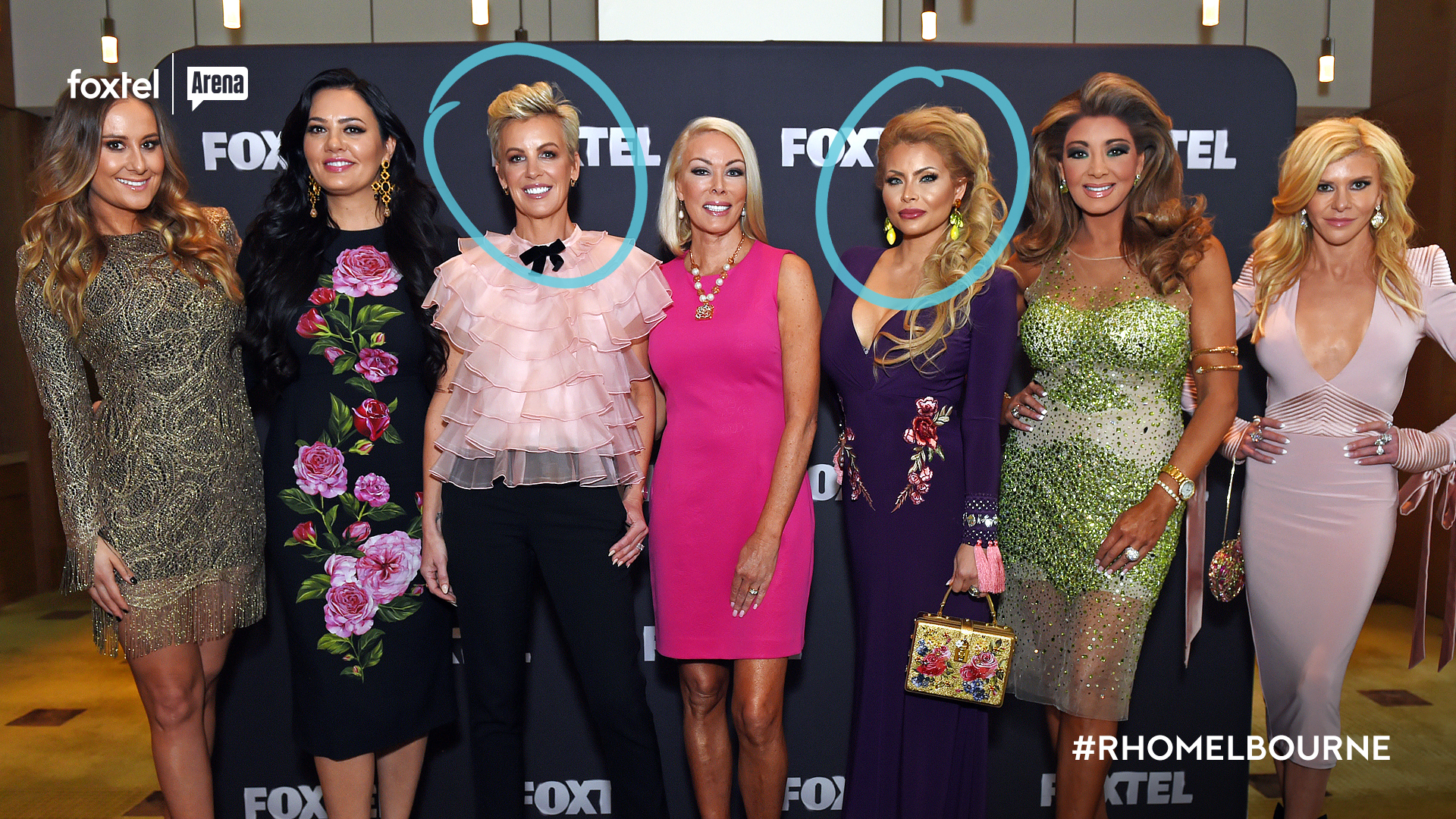 Real Housewives of Melbourne Season 4 Media Launch