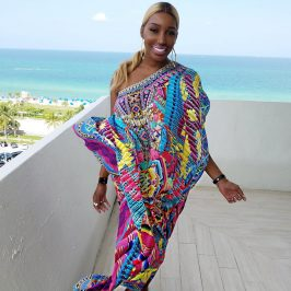 The Aussie fashion designer Nene Leakes is obsessed with