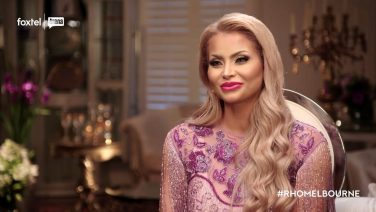 Get acquainted with new housewife Venus Behbahani-Clark