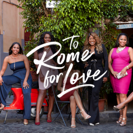 New series To Rome for Love is the romantic escape you desperately need