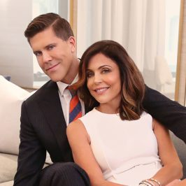 Your faves from NYC are teaming up on Bethenny & Fredrik