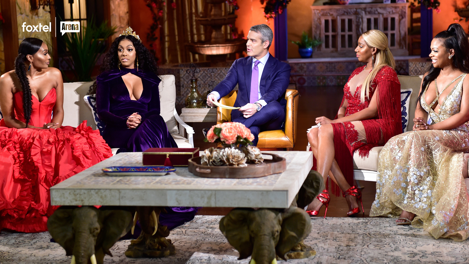 The Real Housewives Of Atlanta Serves Up A Fiery Three Part Reunion