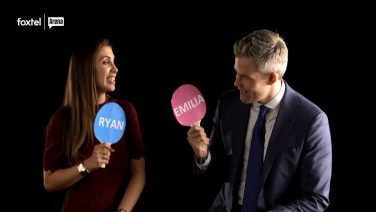 Ryan and Emilia Serhant play Rapid Fire