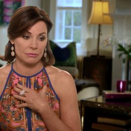 Luann explains her arrest in Florida