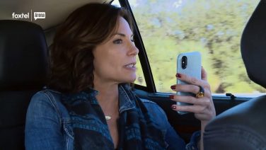 Luann is released from rehab