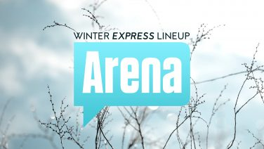 Get cozy with Arena's Winter Express Premieres