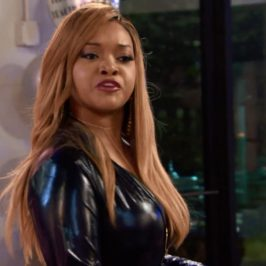 Mariah accuses Dr. Heavenly's husband of cheating