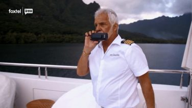 Captain Lee is PISSED with the Deck Crew