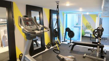 See The Transformation of Lucas' Basement Gym