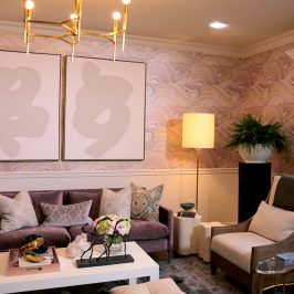 Sara and Ehud's Living Room Reveal