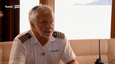 Is Captain Lee About to Fire Someone on the Deck Crew?
