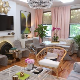 Nichole's Chic Brooklyn Townhouse Makeover