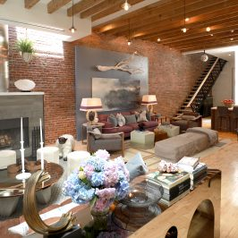 You Need to See This Penthouse Loft Transformation