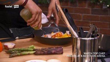 Last Chance Kitchen Season 16 Episode 3: Have Yourself a Merry Little Breakfast