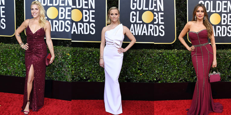 Must-see looks from the Golden Globes red carpet!