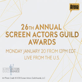 The 26th Annual Screen Actors Guild Awards