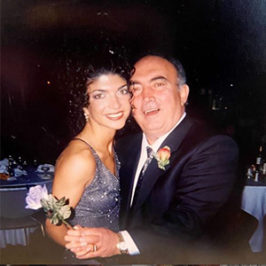 Teresa Giudice shares thoughts and memories of her late father, Giacinto Gorga