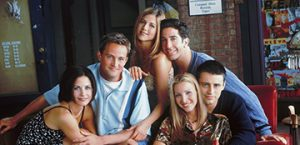 Friends Reunion Was  A Total Car Crash