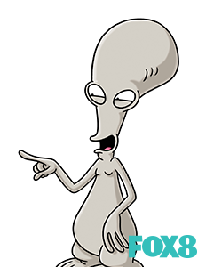 Roger (American Dad!) - Wikipedia  Roger Smith American Dad