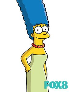 the simpsons marge simpson