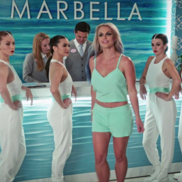 Jane The Virgin Episode 5 with Britney Spears