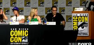 The 100 Comic Con Panel Interview Part 1