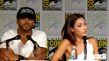 The 100 Comic Con Panel Interview Part 2