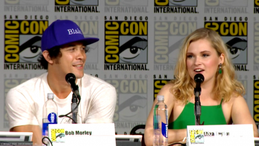 The 100 Comic Con Panel Interview Part 3