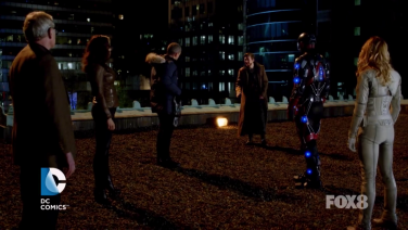DC's Legends of Tomorrow Promo 1