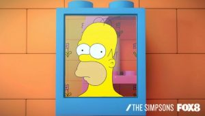 The Simpsons When The Mirror Scares You
