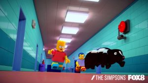 The Simpsons A Stinky Situation