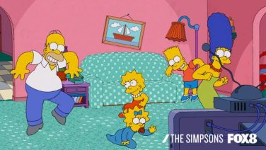 The Simpsons Bubble Wrap Fun